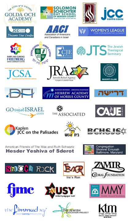 Organizations that are using Wizevents for online event registration include: Solomon Schechter School Day School Essex & Union, The Associated - Baltimore Jewish Federation, Masorti Olami, JCC Contra Costa, JCC Greater Washtington, Association of Americans and Canadians in Israel, Women's League for Conservative Judaism, Friedberg JCC, CAJE Miami, Center for Jewish Education Baltimore, JCC Rockaway Peninsula, Jewish Community Services Association, Shlock Rock, Southern Peninsula Hebrew Day School, The Darrell D. Friedman Institute for Professional Development at the Weinberg Center, Hebrew Academy of Morris County, Beit Shemesh Running Club, Capital Camps, Go Visit Israel, Ira's Run